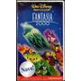 Vhs: Fantasia - 2000 - Lacrada - Colecionador