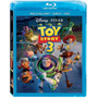 Blu-ray Lacrado Duplo + Dvd Disney Toy Story 3