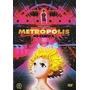 Dvd - Metropolis - Osamu Tesuka - Frete Grátis