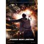 Dvd Poder Sem Limites - Original Lacrado Dublado