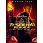 A Lenda Do Tesouro Perdido Livro Dos Segredos Dvd Original
