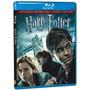Harry Potter E As Relíquias Da Morte 1 Blu-ray Seminovo
