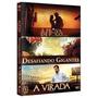Dvd A Prova De Fogo + Desafiando Gigantes + A Virada 3 Dvds