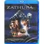 Blu-ray Zathura Uma Aventura Espacial, Novo Lacrado Original