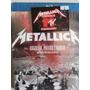 Blu-ray Metallica: Orgulho, Paixão E Glória