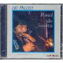 Cd Raul De Souza - No Palco! - Edição 2000 Novo E Lacrado