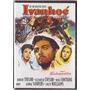 Dvd Original Ivanhoé Robert Taylor, Elizabeth Taylor Legenda