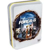 Força-g-dvd+lata Especial + Camiseta Infantil Tam M-lacrada!