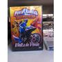 Dvd Power Rangers Tempestade Ninja - A Volta Do Trovão