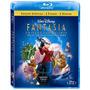 Blu Ray Fantasia Disney Edição Especial Duplo Novo Lacrado!