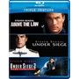 Blu-ray Coleção Steven Seagal - 3 Filmes - C/ Luva