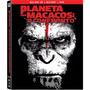 Blu-ray - Planeta Dos Macacos: O Confronto (2d+3d+dvd) Luva