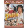 Dvd Shaolin Contra Os Filhos Do Sol -novo-original-lacrado