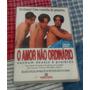 Dvd Raro - O Amor Não Ordinário - Cult, Gls, Gay