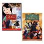 Dvd Mulan 1 E 2 Disney (novo Original Lacrado De Fábrica)
