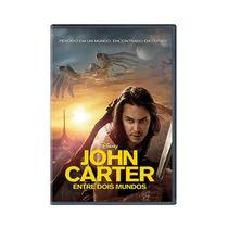 Dvd John Carter: Entre Dois Mundos Disney Original