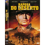 Dvd Filme Raposa Do Deserto James Mason Seminovo Original