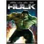 O Incrivel Hulk Dvd Original Novo - Promoção