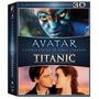 Avatar + Titanic Bluary 3d Box C/ 6 Discos Lacrado