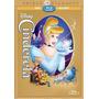 Blu Ray + Dvd Cinderela Edição Diamante Disney Novo Lacrado