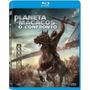 Blu Ray Planeta Dos Macacos O Confronto - Novo, Lacrado