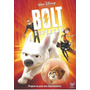 Dvd Bolt Supercão Walt Disney Pictures Original Novo