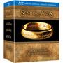 Bluray O Senhor Dos Anéis - 15 Discos (06 Blurays E 09 Dvds)