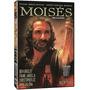Dvd Moises Novo Origianl Lacrado Ben Kingsley Bíblico Épico