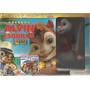 Box Alvin E Os Esquilos 3 Filmes E Boneco