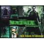 Coleção Matrix Quadrilogia Completa Ed. De Colecionador Dvd