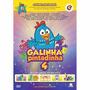 Dvd Galinha Pintadinha 4 - Original E Lacrado