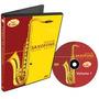 Curso De Saxofone Vol 1 - Dvd - Edon Original - Nfe