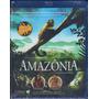 Blu-ray Amazônia 2d / 3d Original Br Aventura Ecológica