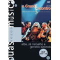 Dvd Lacrado + Cd O Grande Encontro 3 Elba Ze Ramalho Geraldo