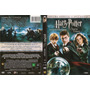 Dvd Duplo - Harry Potter E A Ordem Da Fenix / Lacrado