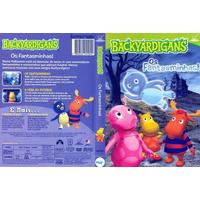 Dvd Backyardigans Os Fantasminhas