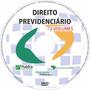 Aula Direito Previdenciário Em Dvd Para Concursos Publicos