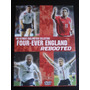 Box Dvd 4 Discos Ultimate Inglaterra Collection Futebol