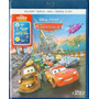 Blu-ray Combo Duplo + Dvd + Digital Copy Carros 2 Novo!