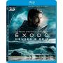 Blu-ray 3d + 2d : Exodo - Deuses E Reis - Lacrado Original