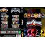 Coleção Power Rangers Com 6 Dvds Volume 1