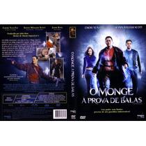 Dvd Original Filme O Monge A Prova De Balas