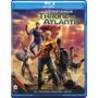 Blu-ray + Dvd Liga Da Justiça O Reino De Atlantis Dublado