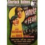 Dvd Sherlock Holmes ( A Casa Do Medo)