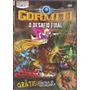 Gormiti - O Desafio Final + Brinde 1 Cartela De Tatuagens -