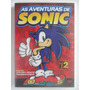 Dvd - As Aventuras De Sonic - Vol 2