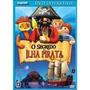 Playmobil: O Segredo Da Ilha Pirata ( Dvd Original )