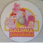 Coleção 4 Dvd Da Galinha Pintadinha - Vol 1 A 4