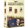 Arquivo Nazista - Box Com 3 Dvds - Swastika - Waffen Ss