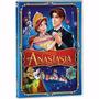 Princesa Anastacia Dvd Lacrado Original Estojo Azul Bonus